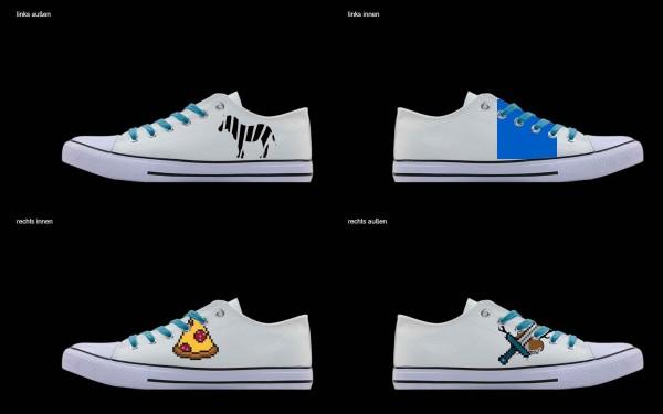 Schuh (Design: 7377 )Sneaker Low