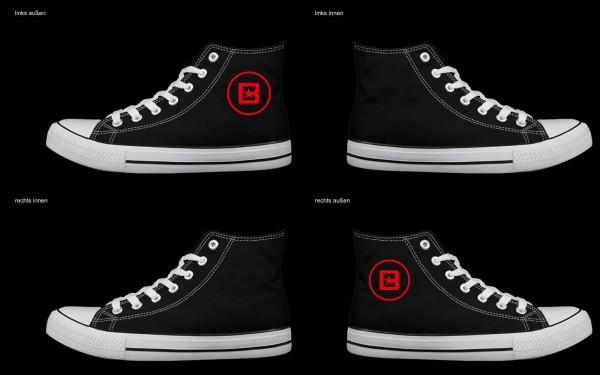 Schuh (Design: 6621 )Sneaker High