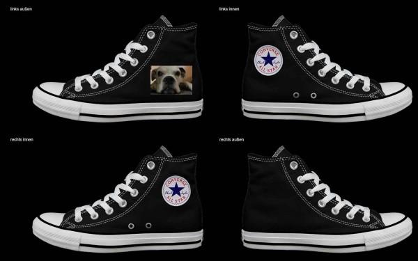 Schuh (Design: 8155 )Converse High