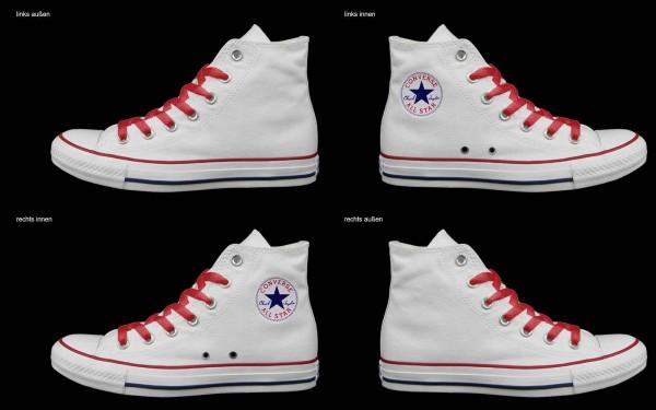 Schuh (Design: 4817 )Converse High