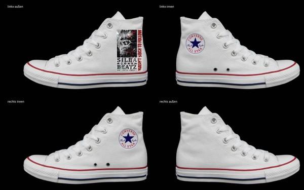 Schuh (Design: 4279 )Converse High