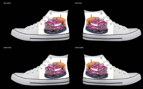 Schuh (Design: 7834 )Sneaker High