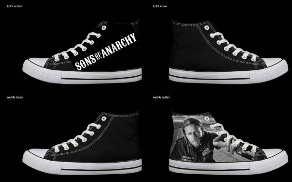 Schuh (Design: 7668 )Sneaker High