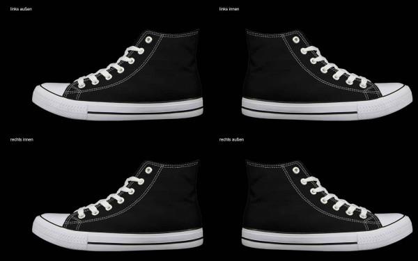 Schuh (Design: 5119 )Sneaker High