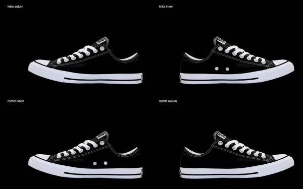Schuh (Design: 7472 )Converse Low