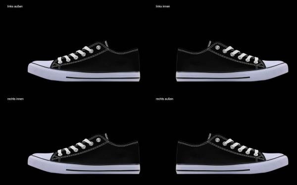 Schuh (Design: 8016 )Sneaker Low