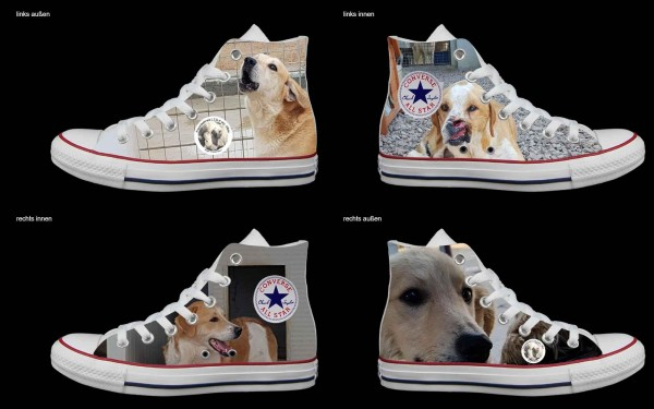 Schuh (Design: 5703 )Converse High
