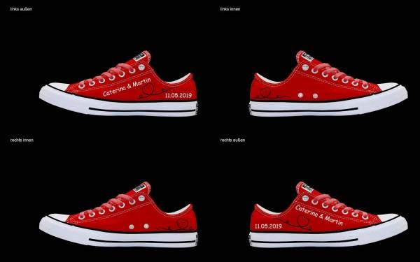 Schuh (Design: 4563 )Converse Low