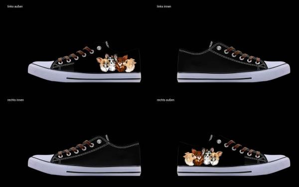Schuh (Design: 7984 )Sneaker Low