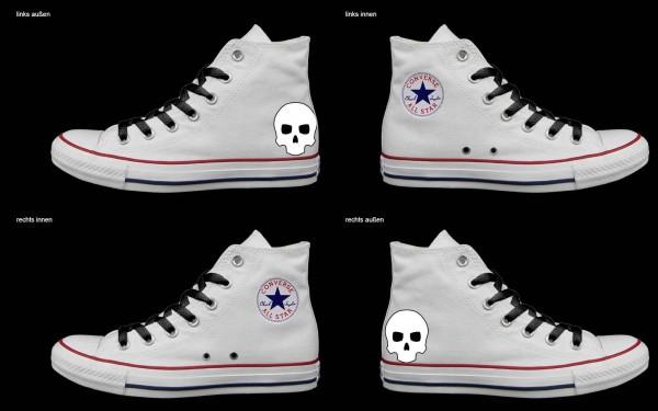 Schuh (Design: 7247 )Converse High