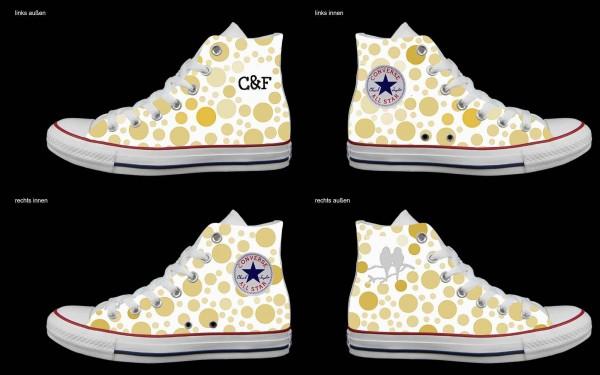 Schuh (Design: 4708 )Converse High