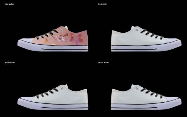 Schuh (Design: 4534 )Sneaker Low