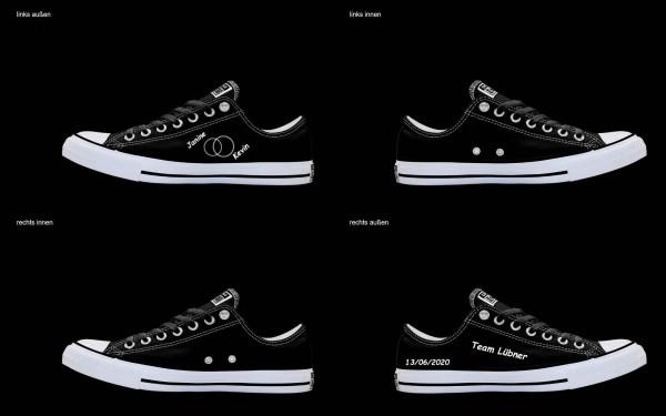 Schuh (Design: 7267 )Converse Low