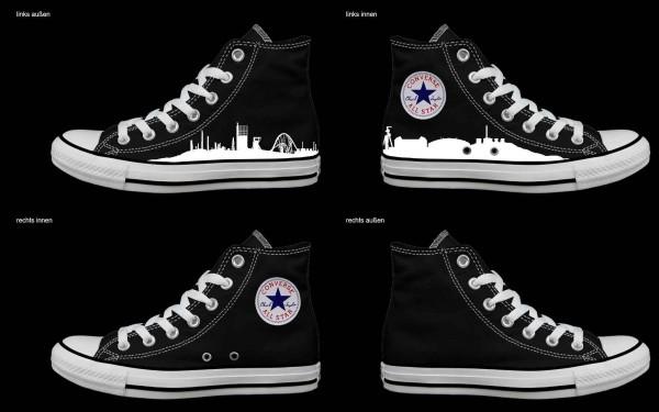 Schuh (Design: 5783 )Converse High
