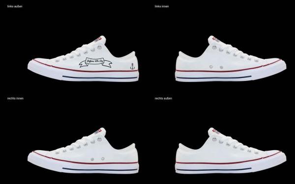 Schuh (Design: 7108 )Converse Low