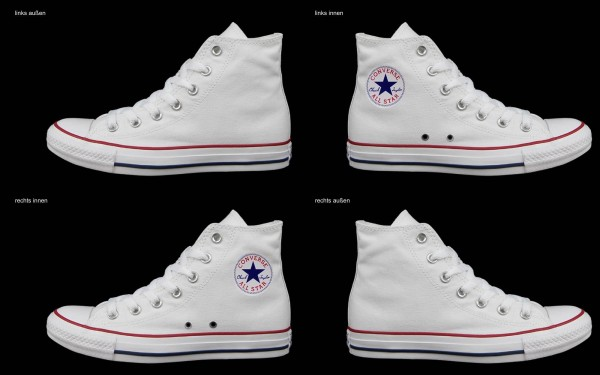 Schuh (Design: 4767 )Converse High