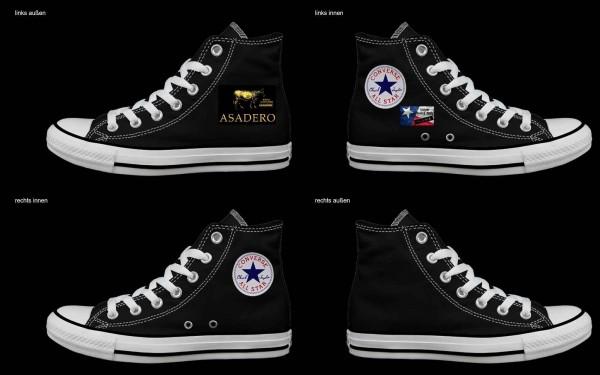 Schuh (Design: 4781 )Converse High