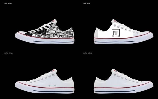 Schuh (Design: 7622 )Converse Low