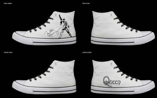 Schuh (Design: 5821 )Sneaker High