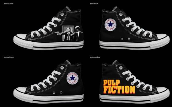 Schuh (Design: 6766 )Converse High