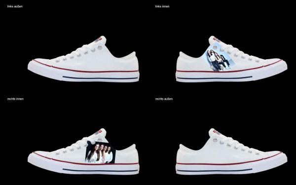 Schuh (Design: 4355 )Converse Low