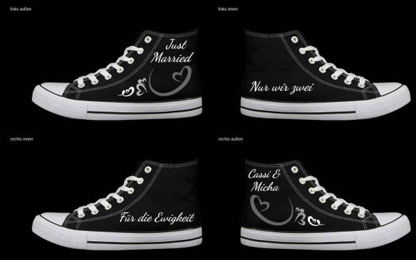 Schuh (Design: 3215 )Sneaker High