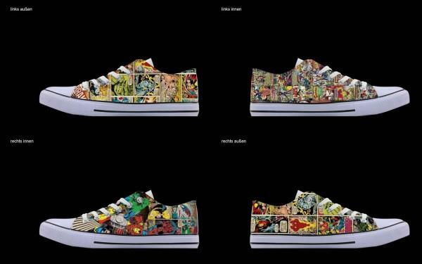 Schuh (Design: 7321 )Sneaker Low