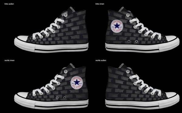 Schuh (Design: 5084 )Converse High