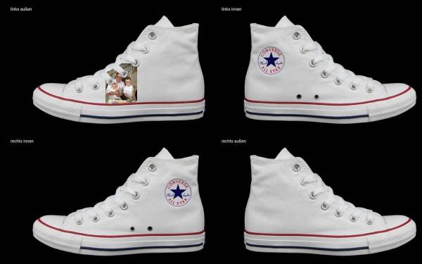 Schuh (Design: 7597 )Converse High