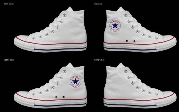 Schuh (Design: 7542 )Converse High