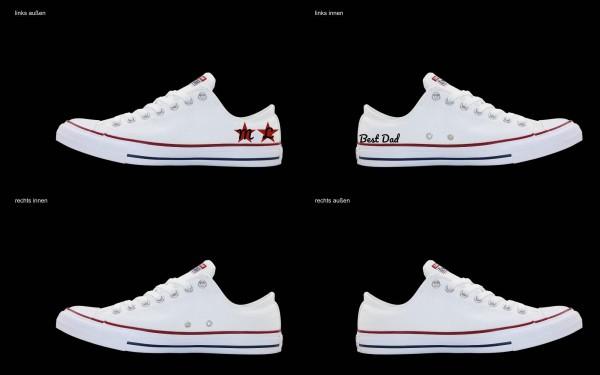 Schuh (Design: 4433 )Converse Low