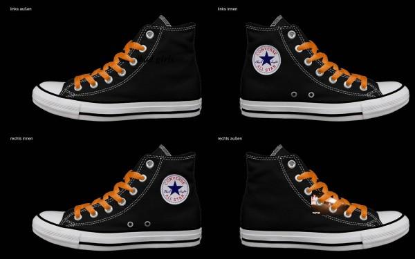 Schuh (Design: 7363 )Converse High