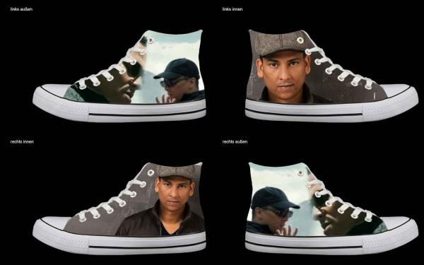 Schuh (Design: 4415 )Sneaker High
