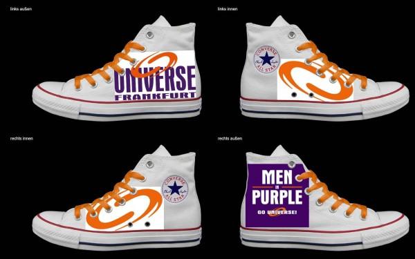 Schuh (Design: 5017 )Converse High
