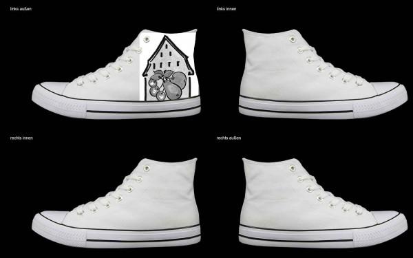 Schuh (Design: 7302 )Sneaker High
