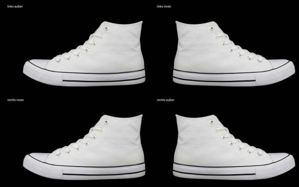Schuh (Design: 7736 )Sneaker High