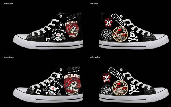 Schuh (Design: 7947 )Sneaker High