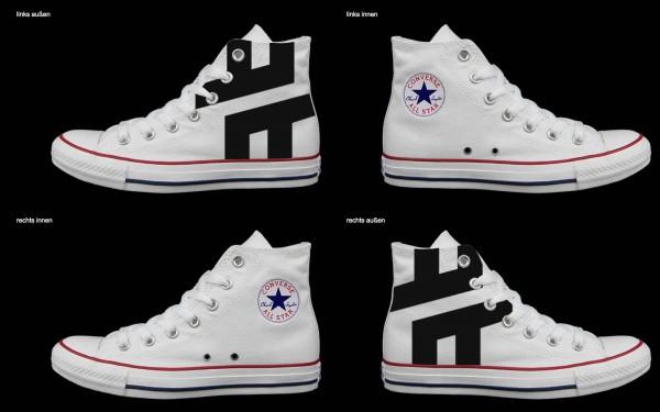 Schuh (Design: 6706 )Converse High