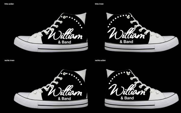 Schuh (Design: 4939 )Sneaker High