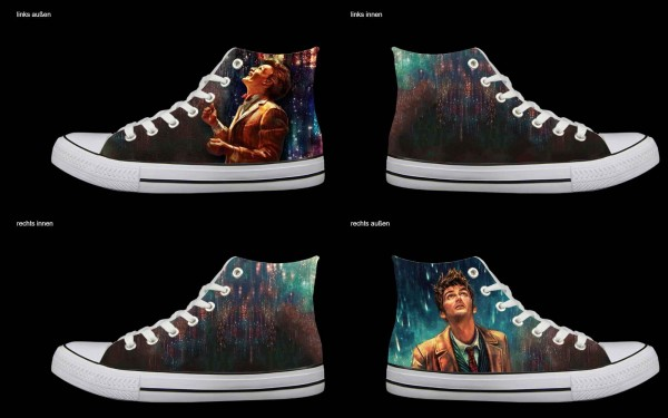 Schuh (Design: 5405 )Sneaker High