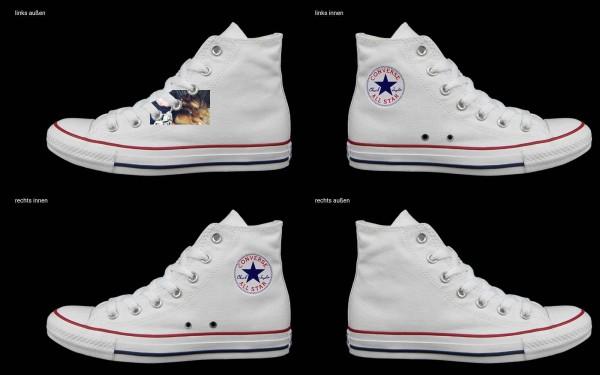 Schuh (Design: 4138 )Converse High