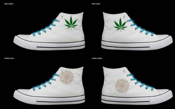 Schuh (Design: 7539 )Sneaker High
