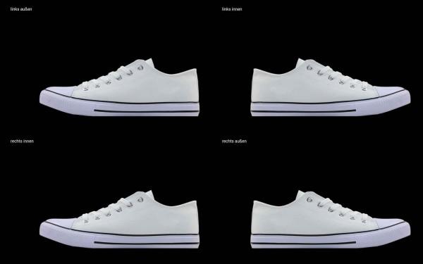 Schuh (Design: 5048 )Sneaker Low