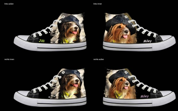 Schuh (Design: 4760 )Sneaker High