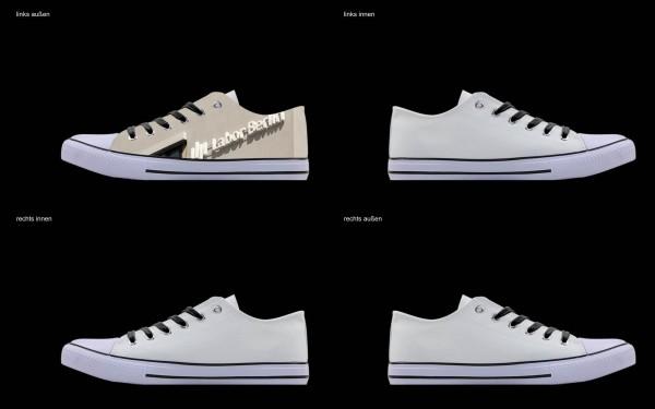 Schuh (Design: 5695 )Sneaker Low