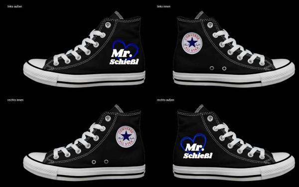 Schuh (Design: 7304 )Converse High