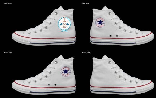 Schuh (Design: 7279 )Converse High