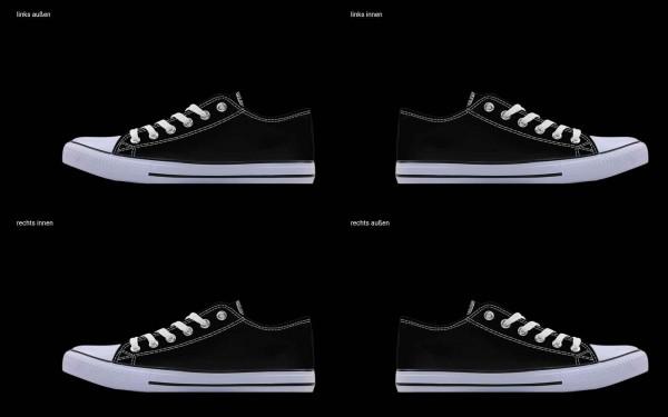 Schuh (Design: 6734 )Sneaker Low