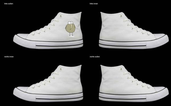Schuh (Design: 8050 )Sneaker High