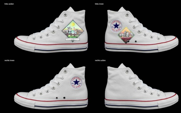 Schuh (Design: 7505 )Converse High